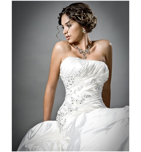 Comtemporary wedding gowns