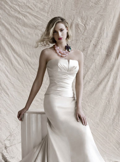 Cielo, 2011-2012 wedding dress by Rivini