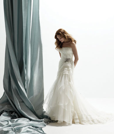 Yvonne by Rivini, 2011 wedding gown