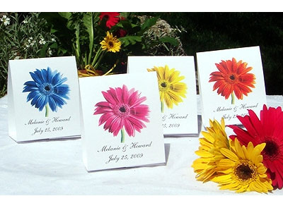 bride.ca | Green Wedding Idea: Plantable Guest Favours