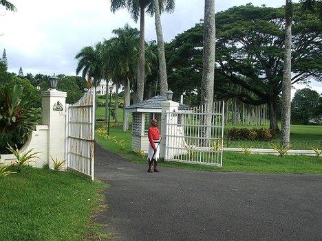Winter Honeymoon Destination: The Presidential Palaec in Fiji