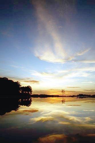 Winter Honeymoon Destination: Fiji Sunset