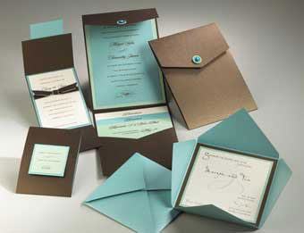 Real DIY Invitations: Margot's Set