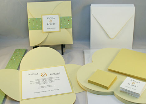 The DIY Wedding Invitation Kits Maggie Paige And Qu