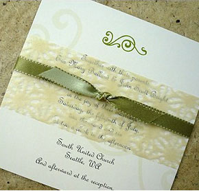 brideca diy wedding invitations what39s available in canada With diy wedding invitations montreal