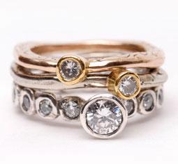 Lord & Godess wedding rings