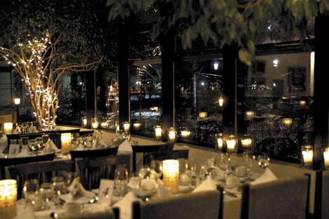 La maquette restaurant wedding venues