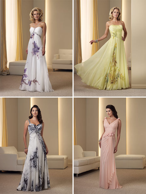 montage mother of the bride dresses 2010
