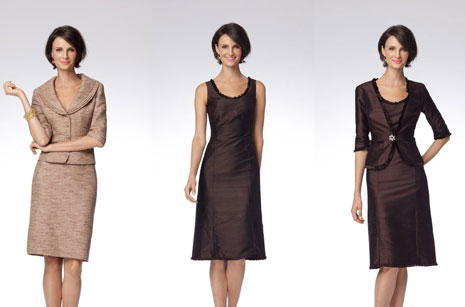 Watters special occasion dresses for the mother of the bride, from Frocks Modern Bridesmaids in Vancouver