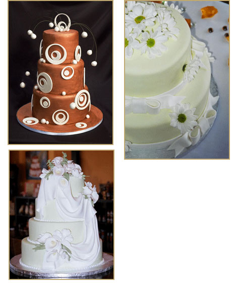 Wedding Cakes In Vancouver Mozart Bakery