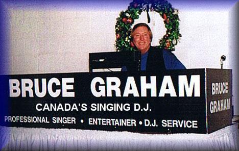 Greater Toronto Wedding DJ: Bruce Graham