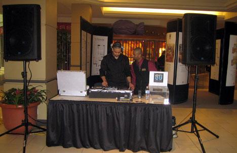 Greater Toronto Wedding DJ: DJ Kreation