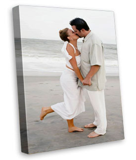 Large-size wedding photo prints