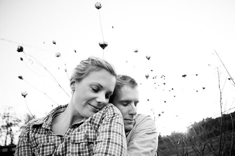 Candace and Layton's 2010 engagement photo in Halifax NS, by ryan macdonald | PHOTOGRAPHY in Victoria
