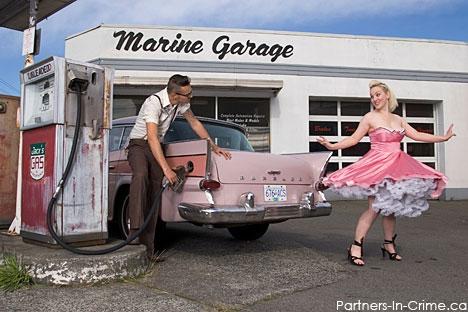 Local Mobile Marketing-Vintage Auto