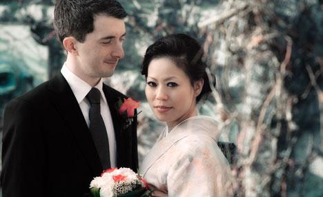 Japanese Bride | Cinematic Images, Montréal