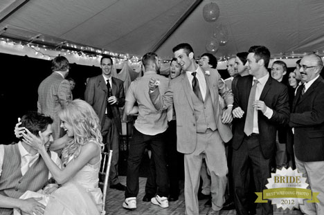 The Best Wedding Photograph of 2012, in Canada: Carli &amp; Ryan Truantphotographed by Masika Allan of Masika May Photography in Duncan BC