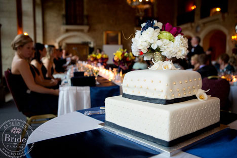 wedding cake, floral cake-top