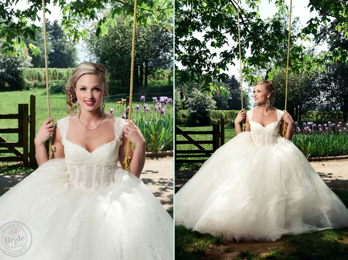 Bride Ca Wedding Trends Wedding Ideas In Canada About Garden