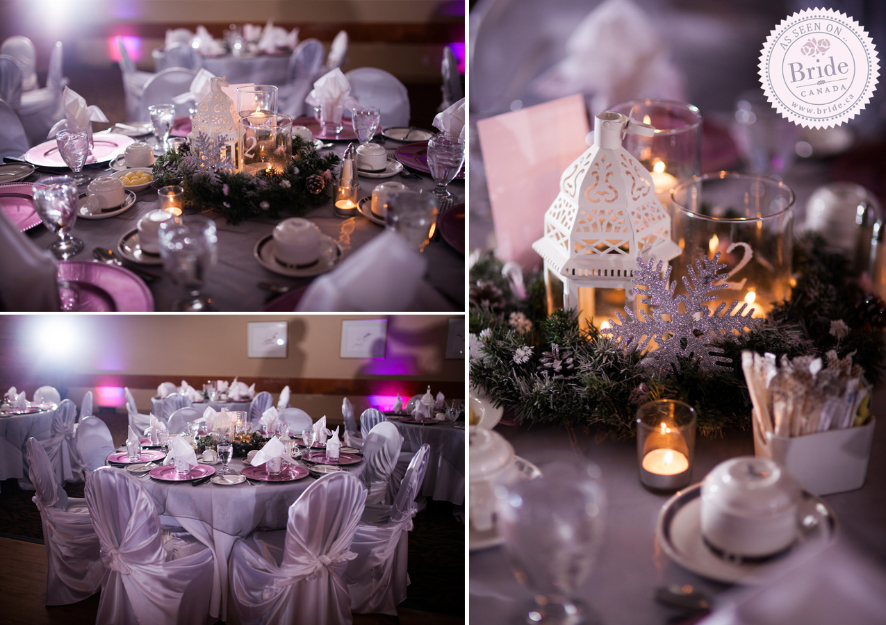 Wedding Ideas On A Budget 24 Perfect The winter theme translated