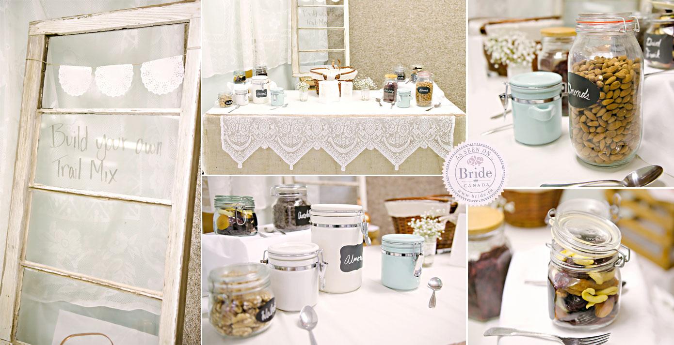 Bride Ca Real Wedding Emilie Jan Rustic Backyard Very Diy