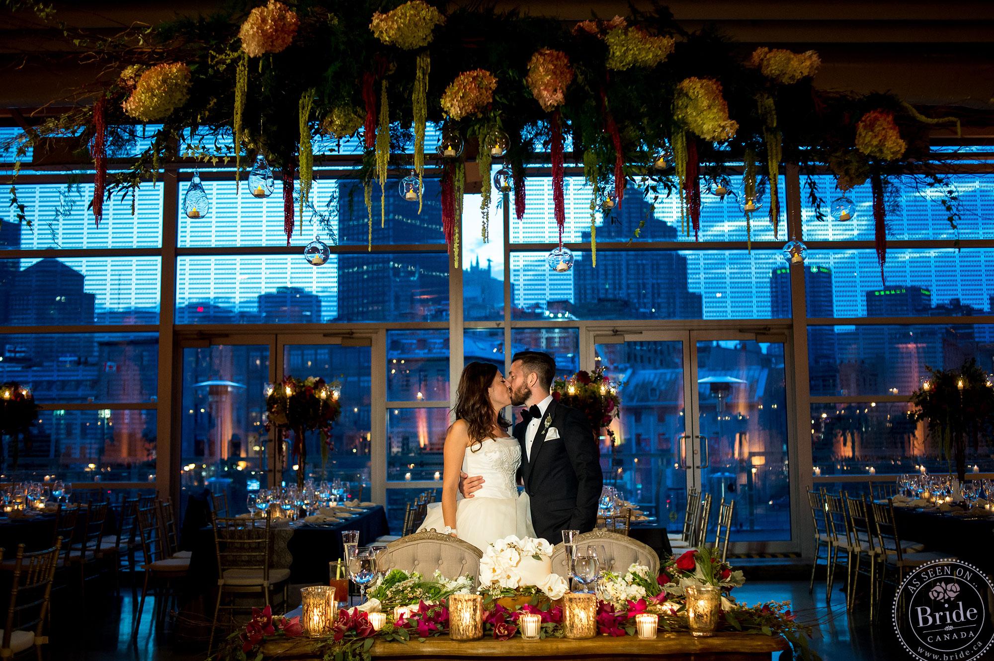 Bride Ca Real Wedding Mary Robert Elegance Opulence