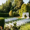 The beautiful grounds of Cecil Green Park House offer one of Vancouver's most popular ceremony locations.