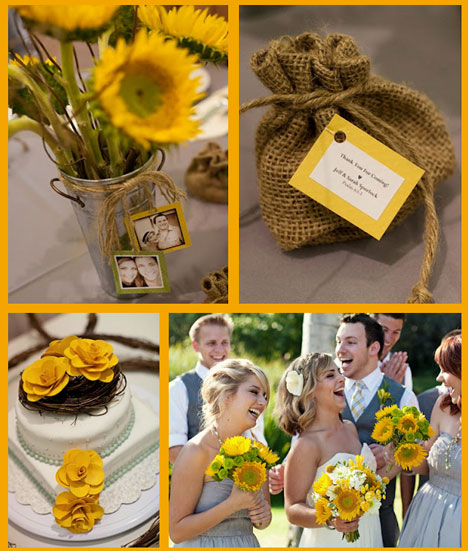 Summer Wedding Decoration Ideas: Wedding On A Budget