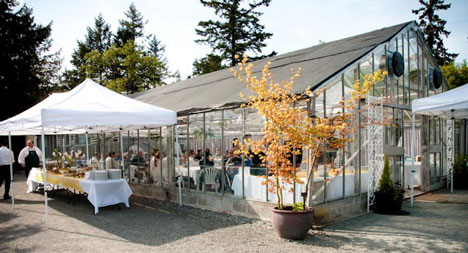 Winter wedding venue idea the conservatory for Cheap wedding venues ontario