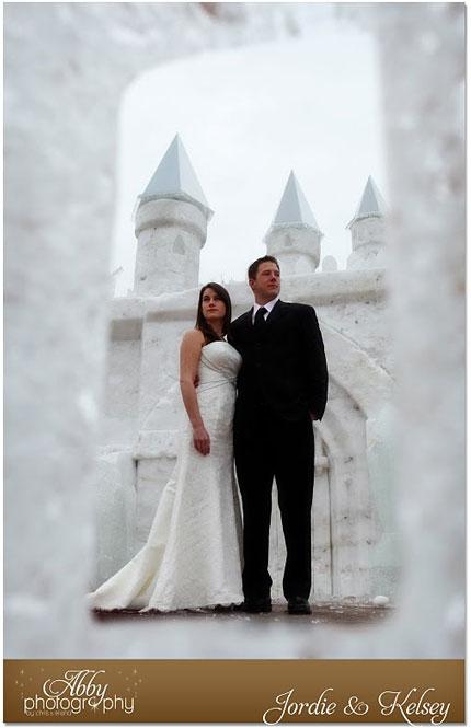 Winter Wonderland Wedding Makeup : Kursties blog:So-net???