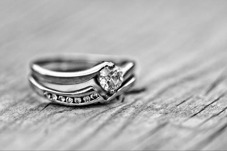 wedding ring photorgaphy, by ENV in Edmonton