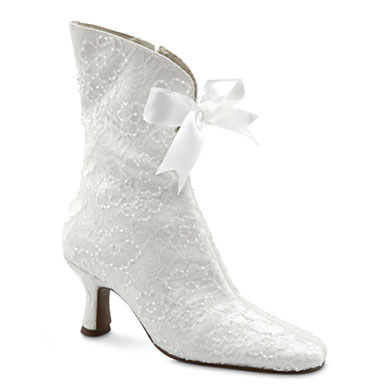 non traditional bridal shoes for the non traditional bride