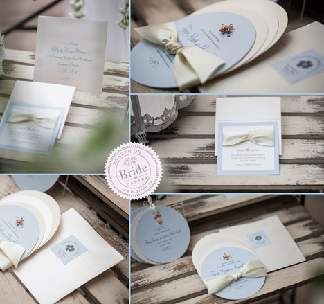 stylish wedding invitations & save-the-date cards