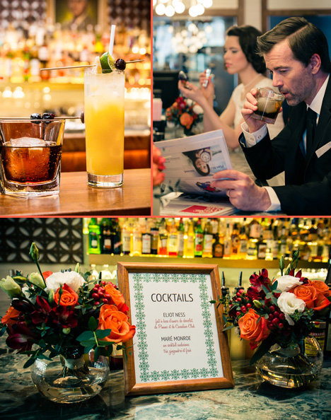 Signature cocktails for your wedding
