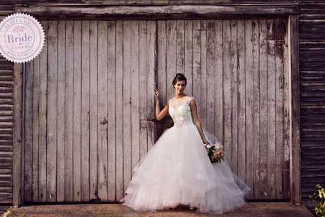 Barnyard Bride!