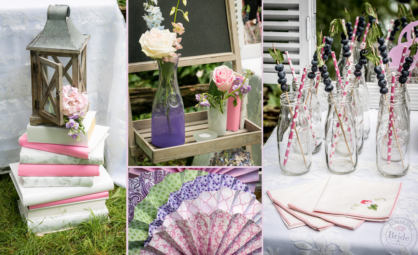 Bride Style Inspiration A Shabby Chic Bridal Shoot