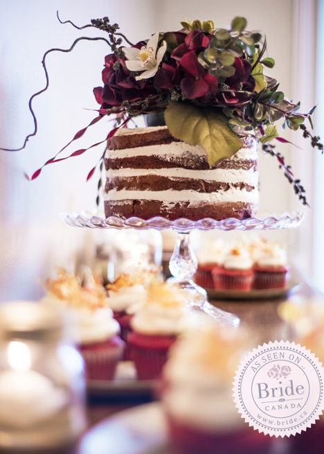 Wedding Cake and Cupcakes : Gâte-toi