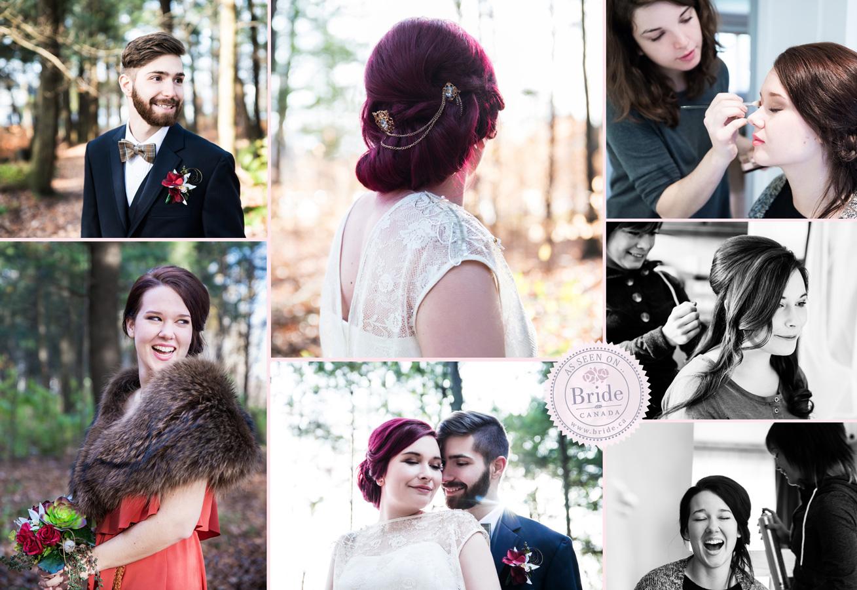 bride.ca | Invitations: Stationery