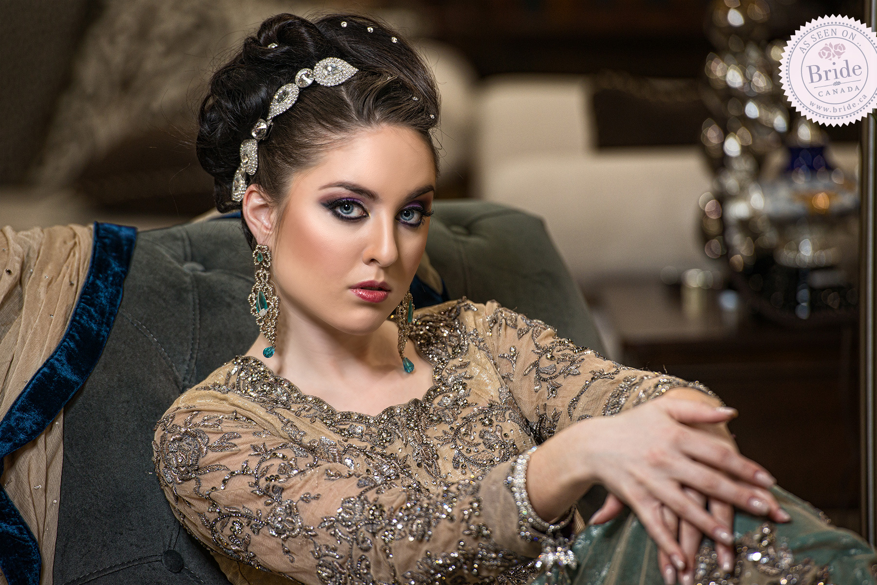 Bride Ca Beautiful Bridal Fashion For Pakistani Canadian Brides