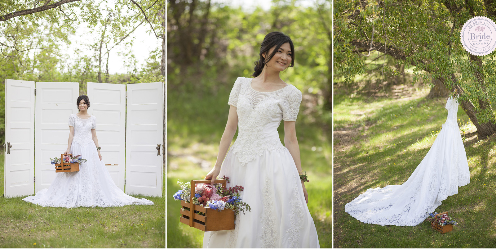 Country Inspired Wedding Dresses