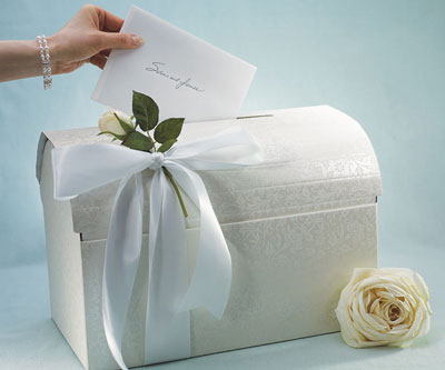Wedding Gift Box Pinterest : bride.ca The Evolution of Wedding Money Boxes