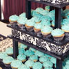 Wedding Cupcakes (Courtney & Brad's wedding)