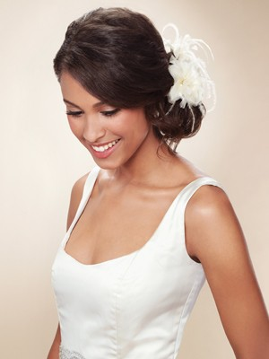 Wedding hair accessories 2011
