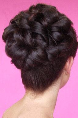 Bride Wedding Hair Classic Bridal Hairstyles