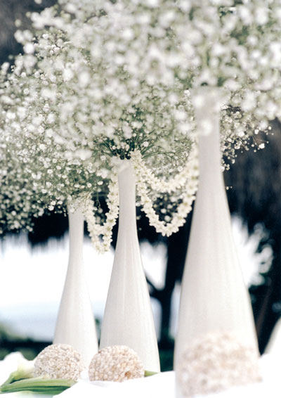 coming up with the perfect winter wedding centerpiece is really easy