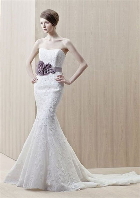 Gala wedding dress from Enzoani