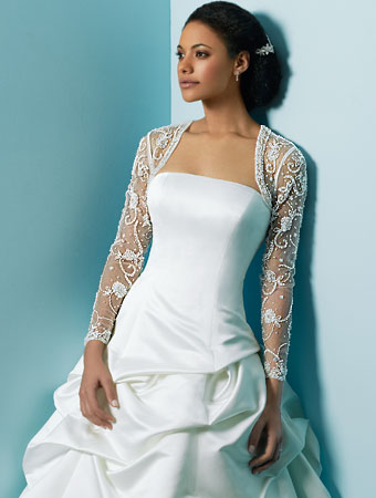 Alfred Angelo Bridal Jacket
