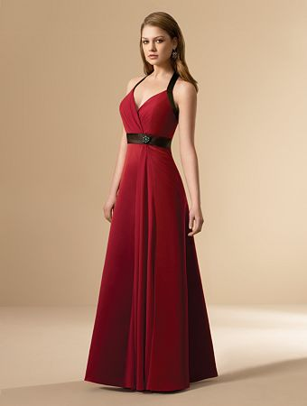 Alfred Angelo Bridesmaid - winter weddings