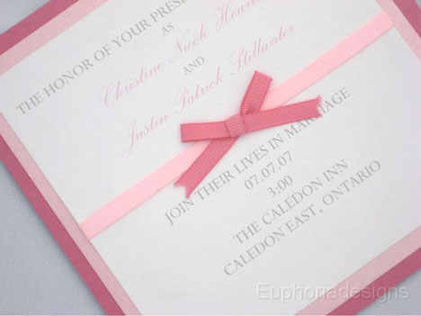 An insider's perspective on planning your wedding invitations