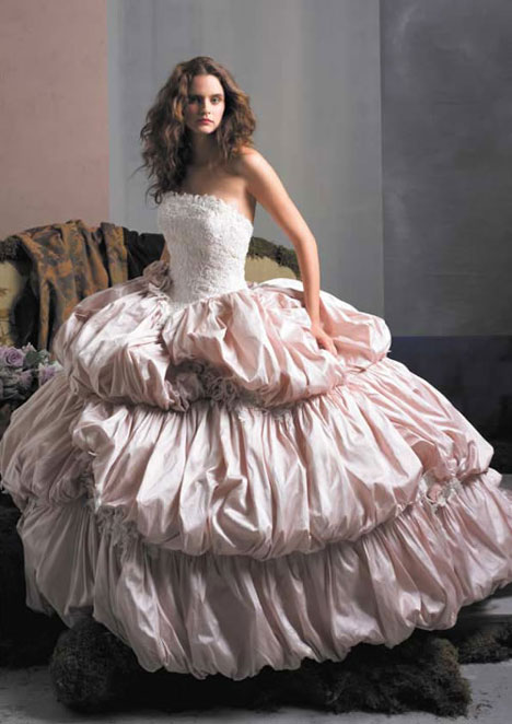 Pink Wedding Dresses This entry was posted on at 1138 PM and is filed